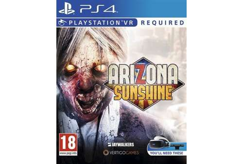 Arizona Sunshine (PSVR) PS4 - Bazar