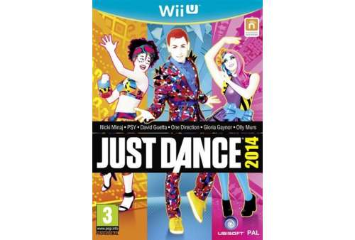 Just Dance 2014 Wii U - Bazar