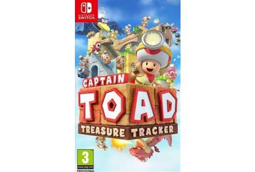 Captain Toad: Treasure Tracker Switch - Bazar