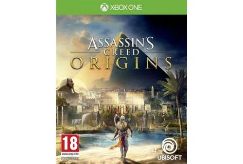 Assassin's Creed Origins Xbox One - Bazar