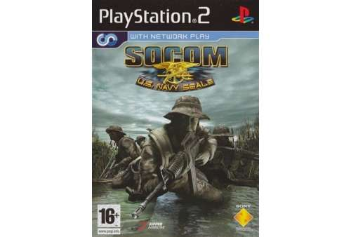 Socom - US Navy Seals PS2 - Bazar