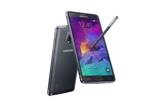 Samsung Galaxy Note 4 32GB Black (Stav A)