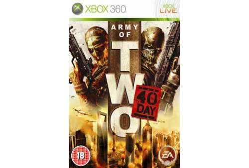 Army of Two: The 40th Day Xbox 360 - Bazar