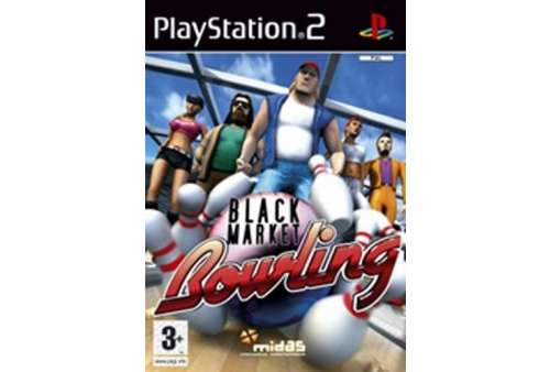Black Market Bowling PS2 - Bazar