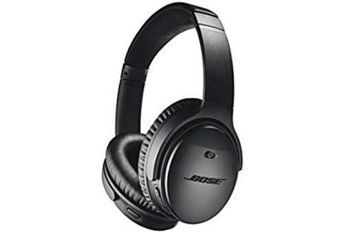 Bose QuietComfort 35 Series II Wireless Headphones s Amazon Alexa - Black (Stav A)