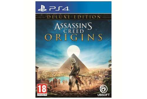 Assassin's Creed: Origins Deluxe Edition PS4 - Bazar