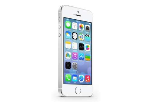 Apple iPhone 5S 16GB Silver (Stav A)
