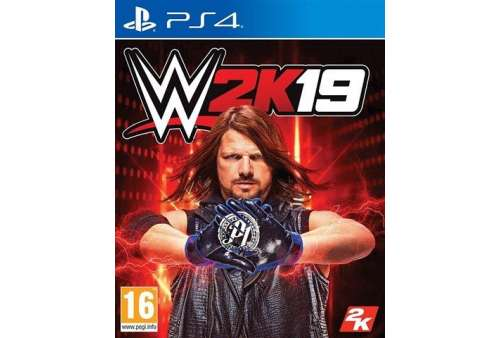 WWE 2K19 PS4 - Bazar