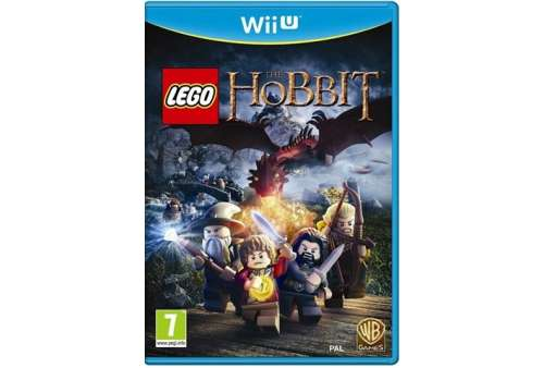 Lego: The Hobbit Wii U - Bazar