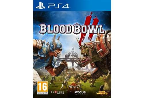 Blood Bowl 2 PS4 - Bazar