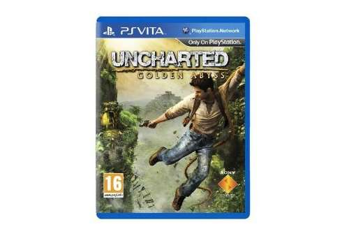 Uncharted: Golden Abyss (PS Vita) - Bazar