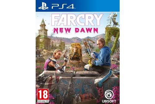 Far Cry New Dawn PS4 - Bazar