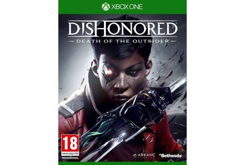 Dishonored: Death of the Outsider Xbox One - Bazar