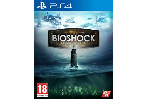 Bioshock: The Collection PS4 - Bazar