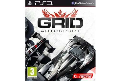 GRID Autosport PS3 - Bazar