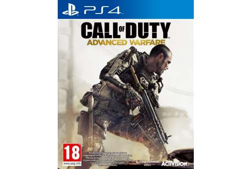 Call of Duty: Advanced Warfare PS4 - Bazar