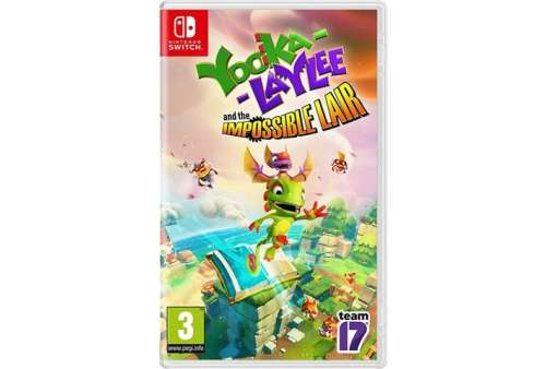 Yooka-Laylee and the Impossible Lair Switch - Bazar