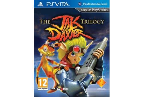 Jak and Daxter Trilogy PS Vita - Bazar
