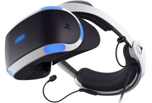 Sony Playstation VR Headset CUH-ZVR2 2017 (Stav A)