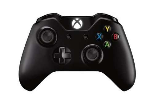 Official Xbox One Wireless Controller - Bazar