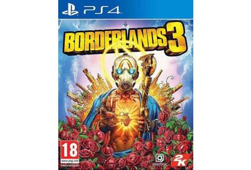 Borderlands 3 PS4 - Bazar