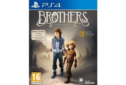 Brothers: A Tale of Two Sons PS4 - Bazar