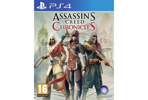 Assassin's Creed Chronicles PS4 - Bazar