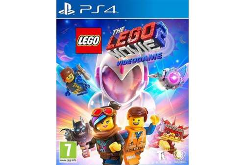 Lego Movie 2 Videogame PS4 - Bazar