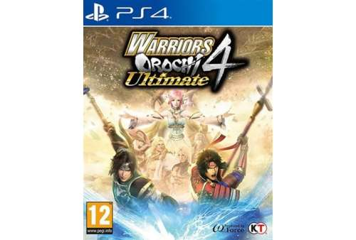 Warriors Orochi 4 Ultimate PS4 - Bazar