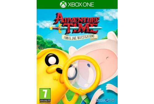 Adventure Time: Finn and Jake Investigations Xbox One - Bazar