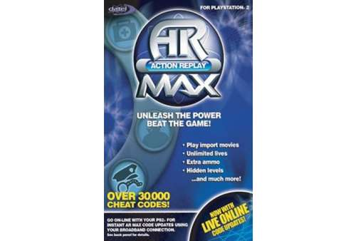 Action Replay Max PS2 - Bazar