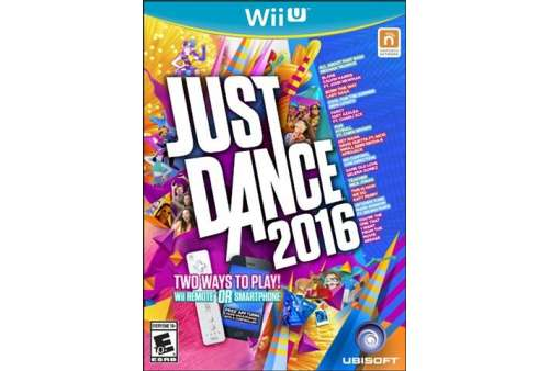 Just Dance 2016 Wii U - Bazar