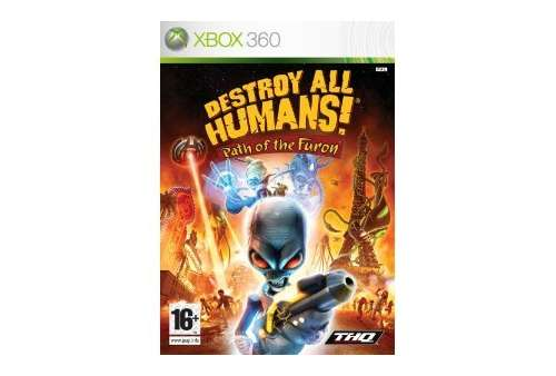 Destroy All Humans: Path of the Furon Xbox 360 - Bazar
