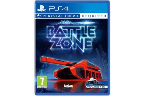 Battlezone (PSVR) PS4 - Bazar