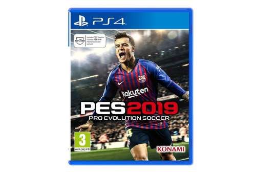 Pro Evolution Soccer 2019 PS4 - Bazar