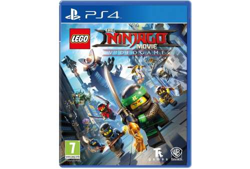 LEGO Ninjago Movie: Videogame PS4