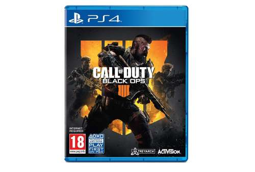 Call Of Duty: Black Ops 4 PS4 - Bazar