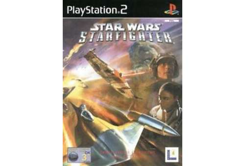 Star Wars Starfighter PS2 - Bazar