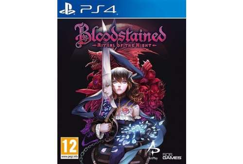 Bloodstained: Ritual of the Night PS4 - Bazar