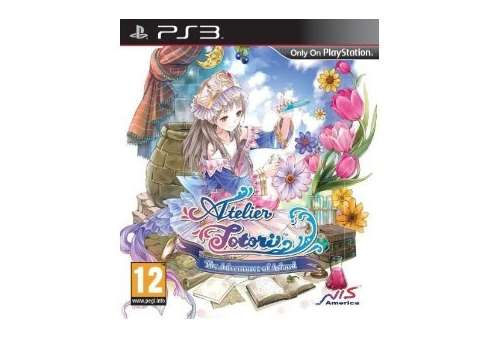 Atelier Totori: The Adventurer of Arland PS3 - Bazar