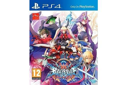 BlazBlue Central Fiction PS4 - Bazar