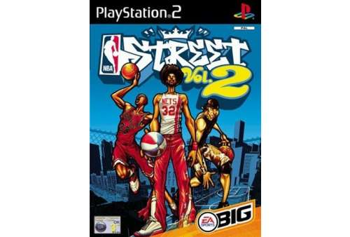 NBA Street 2 PS2 - Bazar