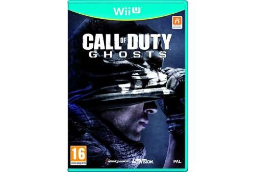 Call Of Duty: Ghosts Wii U - Bazar
