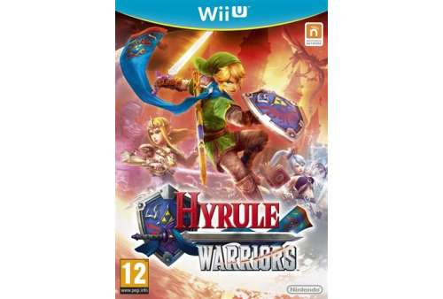 Hyrule Warriors Wii U - Bazar