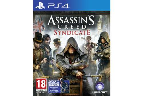 Assassin's Creed Syndicate PS4 - Bazar
