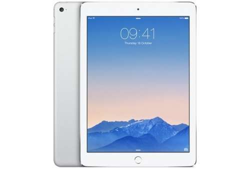 Apple iPad Air 2 64GB Silver WiFi & Cellular (Stav A)