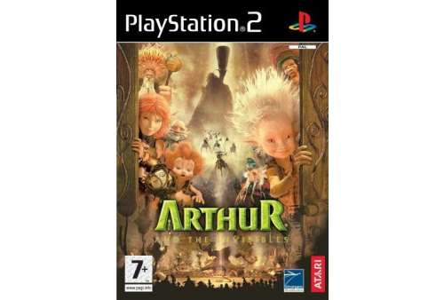 Arthur and the Invisibles PS2 - Bazar