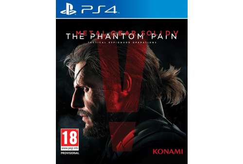 Metal Gear Solid V: The Phantom Pain PS4 (Pouze disk)