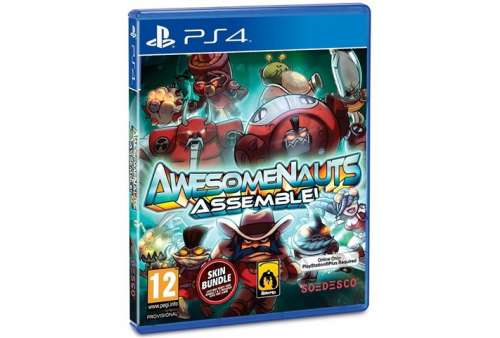 Awesomenauts Assemble PS4 - Bazar