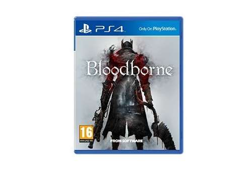 Bloodborne PS4 - Bazar